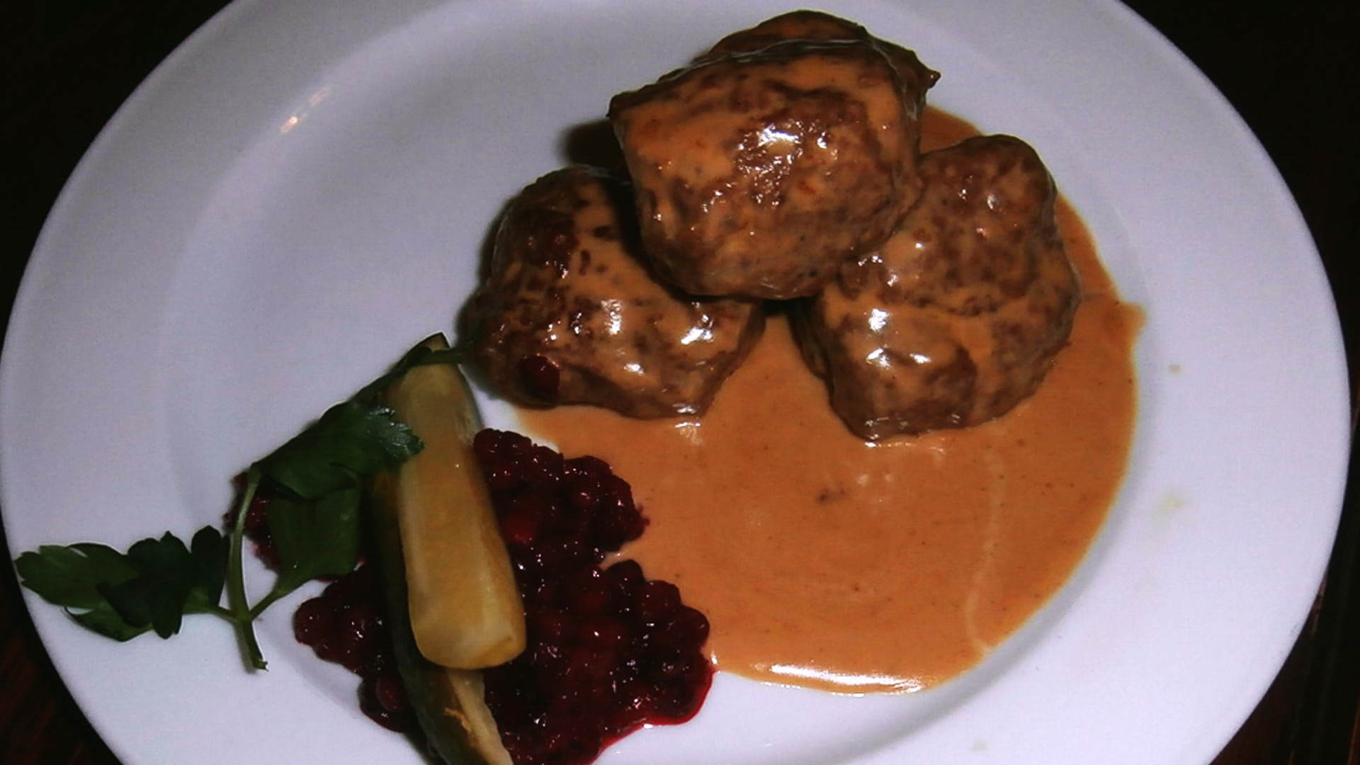 "MEATBALLS – the ""national dish"" of Sweden (Serves 8)"