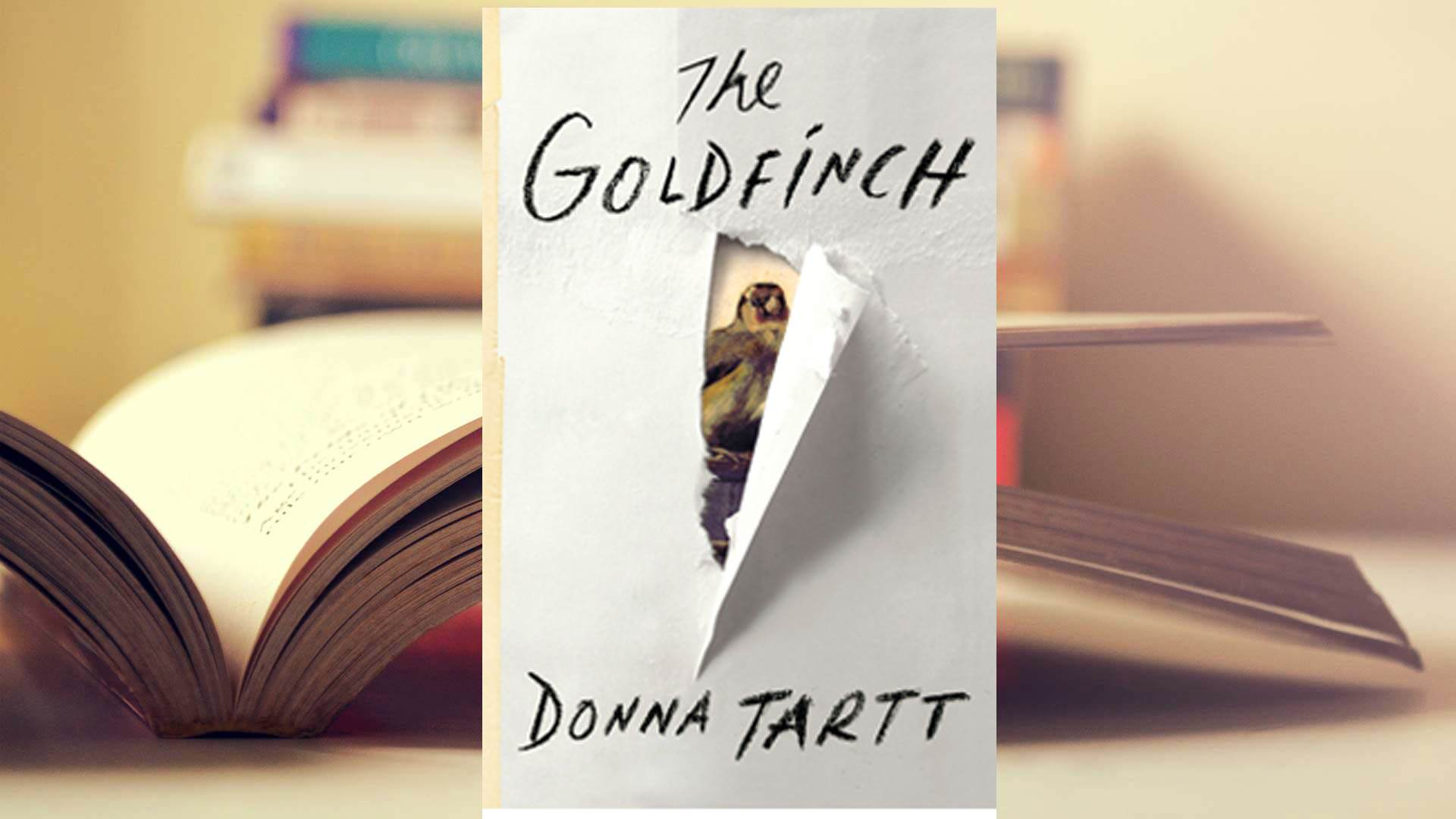 BOOK REVIEW: THE GOLDFINCH BY DONNA TART