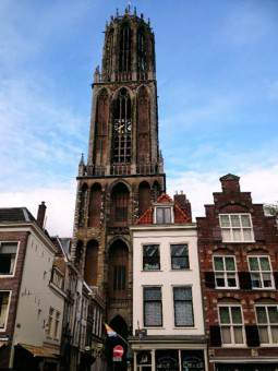 Utrecht: Domtoren (Cathedral Tower)