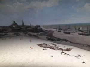 The Hague: Panorama Mesdag, details