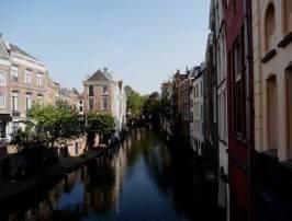 Views of Utrecht: the Oude Gracht