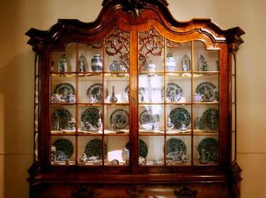 Haarlem; Frans Hals Museum: Delftware