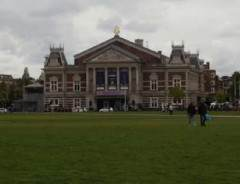 and the Concertgebouw