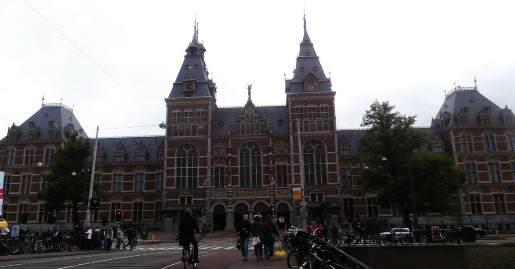 Amsterdam: The Rijksmuseum