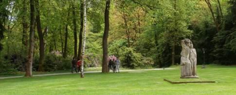 Otterloo: the Kröller-Müller Sculpture Garden, National Park de Hoge Veluwe