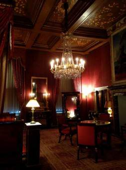 Amsterdam: the Insurance Room, and other rooms in the Royal Palace