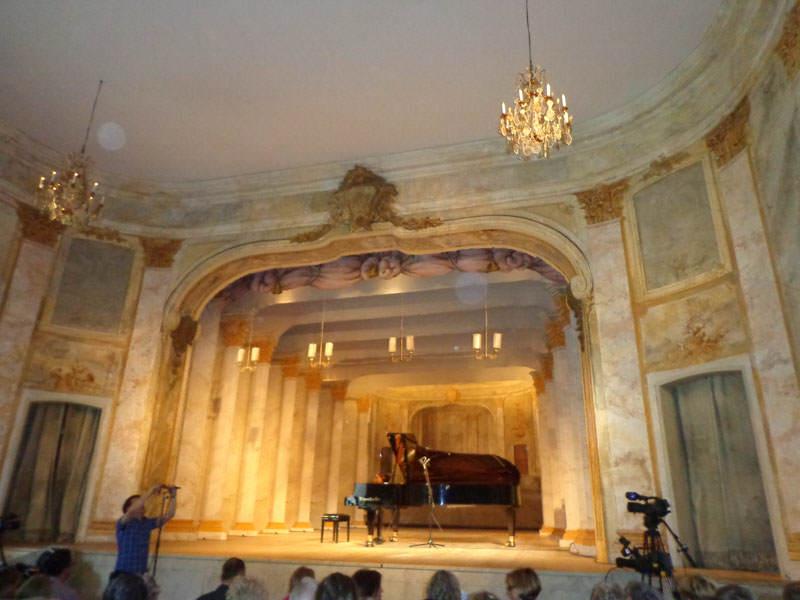 Confidencen - opera theatre at Ulriksdals Slott