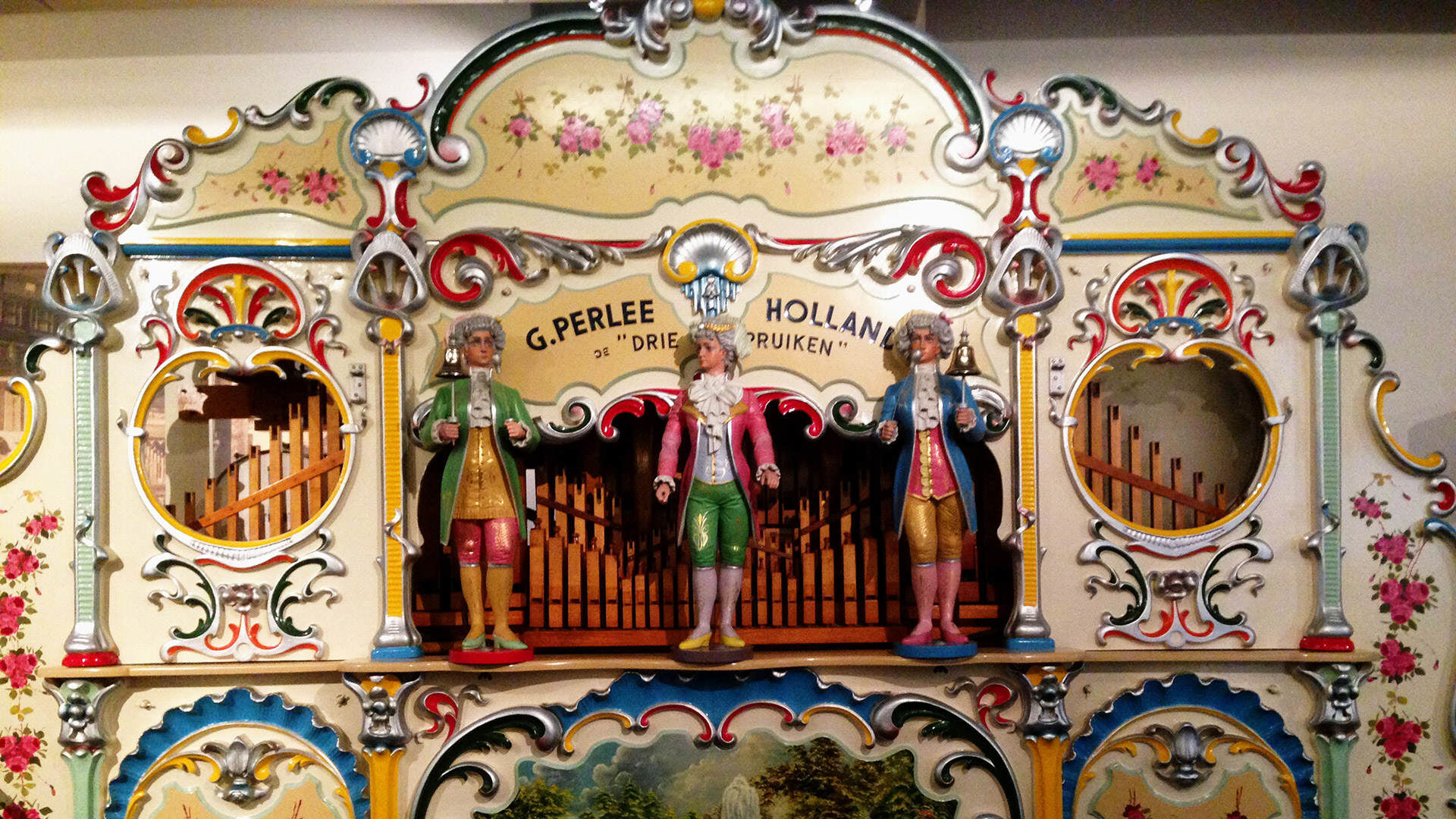 THE MOST CHEERFUL MUSEUM IN THE NETHERLANDS!