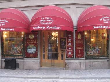 Sundbergs Konditori, Gamla Stan
