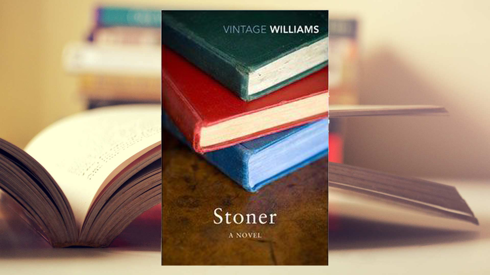 STONER – A NOVEL by John Williams