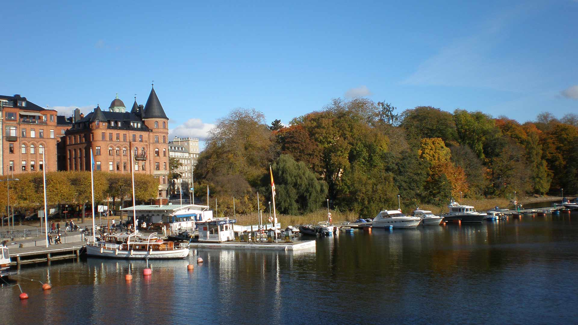 EARLY AUTUMN IN AND AROUND STOCKHOLM – SEPTEMBER
