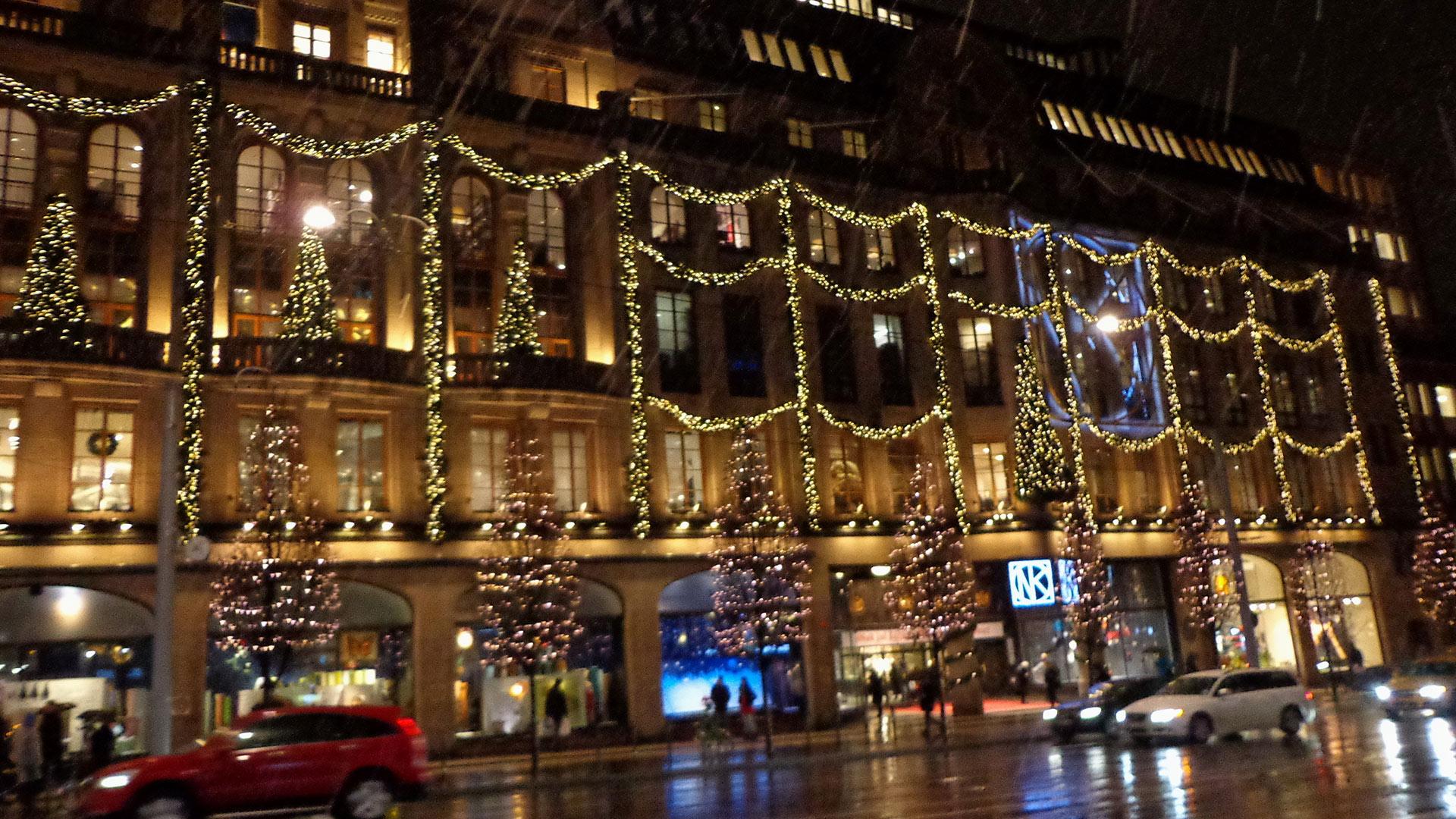 Festive Lights to Brighten the Swedish Winter