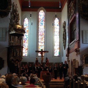 Eisenach St. George's Church with Vox Luminis ed