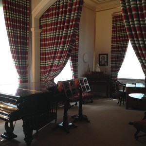 Liszt's salon ed