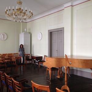 Mendelssohn's House - concert room