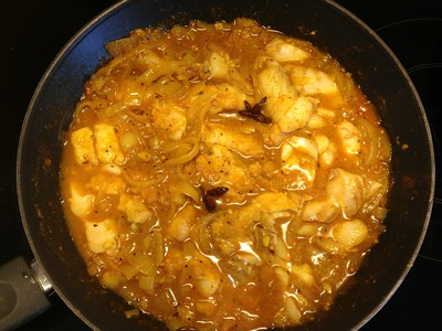 cape malay seafood curry - INPOST
