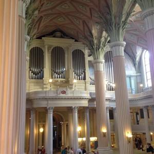 st. nicholas organ ed