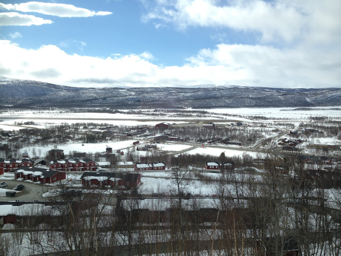 HEMAVAN, SWEDEN: SKI TRIP IN THE SNOWY NORTH