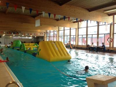 Hemavan - indoor pool