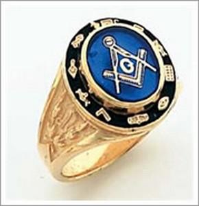 Freemason's ring