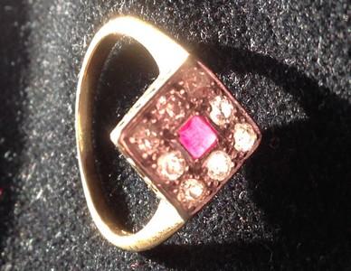 Granny's ring ed