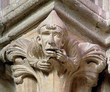 11 Wells - toothache man ed
