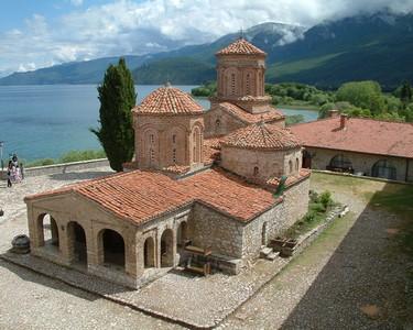 38 St. Naum Monastery by Ohrid municipality ed