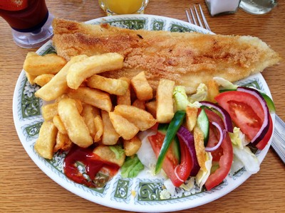 38 fish an' chips ed