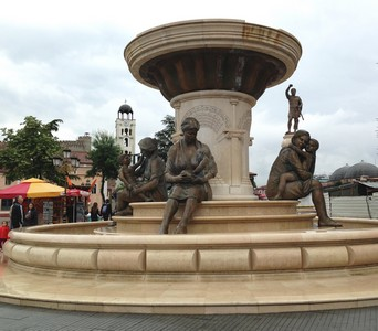 66 Fountain sculpture ed