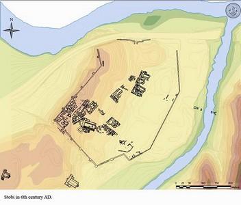 9 Stobi in 6th century AD ed