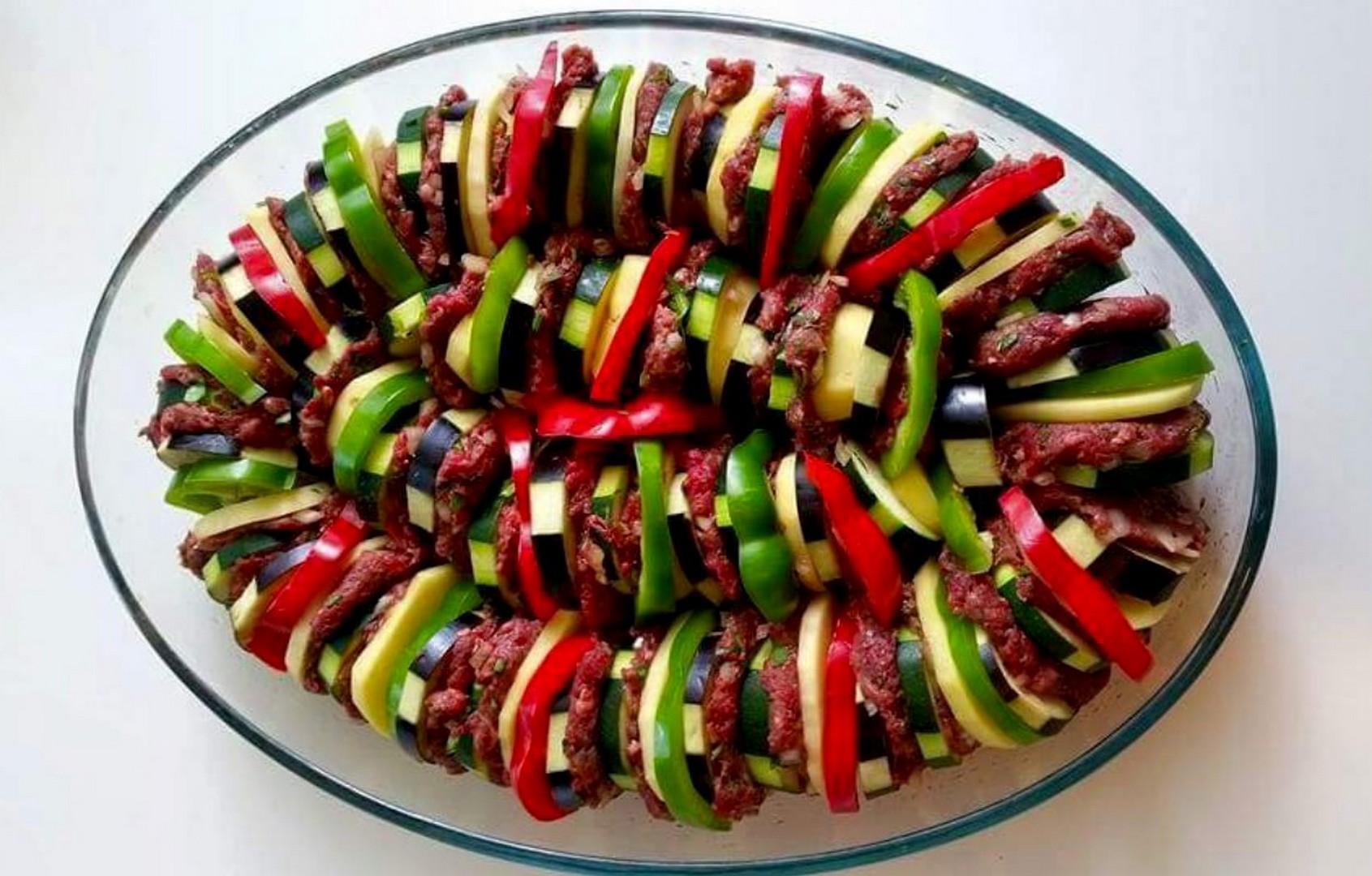 Maldom – A Middle Eastern dish (Syria)