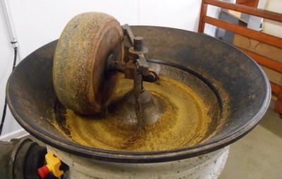12 mustard grinding - cha ed