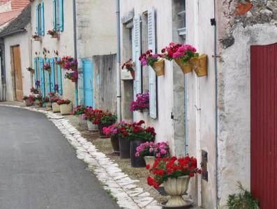 13b Charroux village - Cha ed