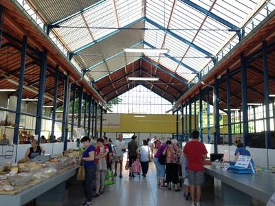 20 Gannat - food market