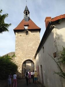 4 clock tower rot