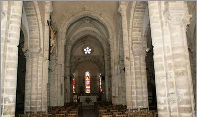 7 Charroux-church-interior ed