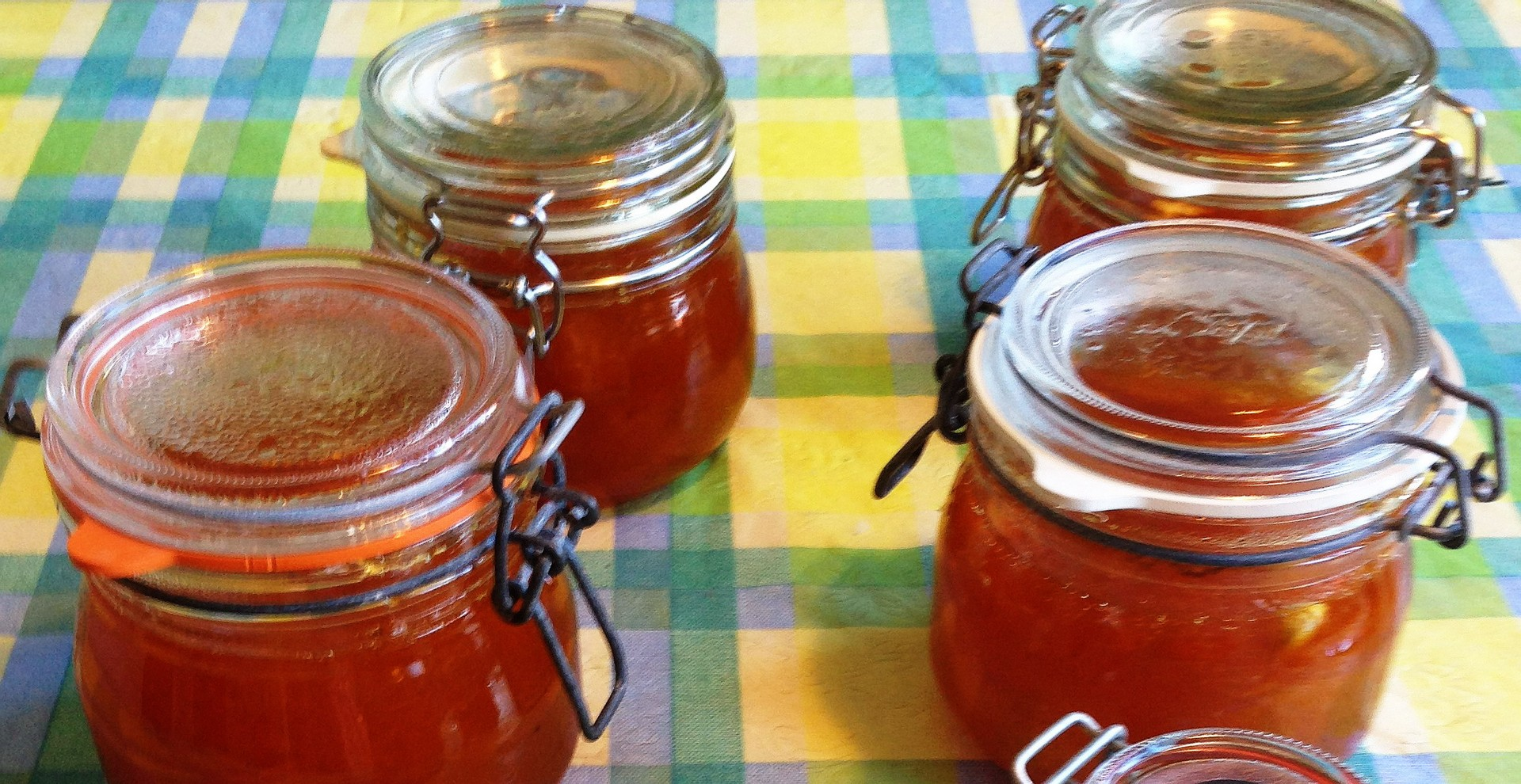 Lizbeth's Apricot Jam Recipe