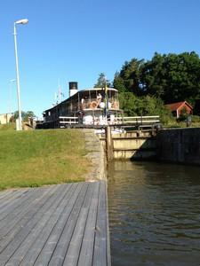 24 Söderköping lock