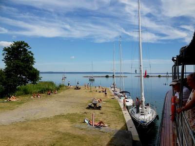 41 beginning of lake Roxen