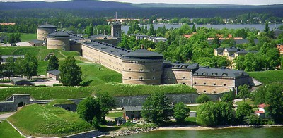 64 Karlsborg fortress