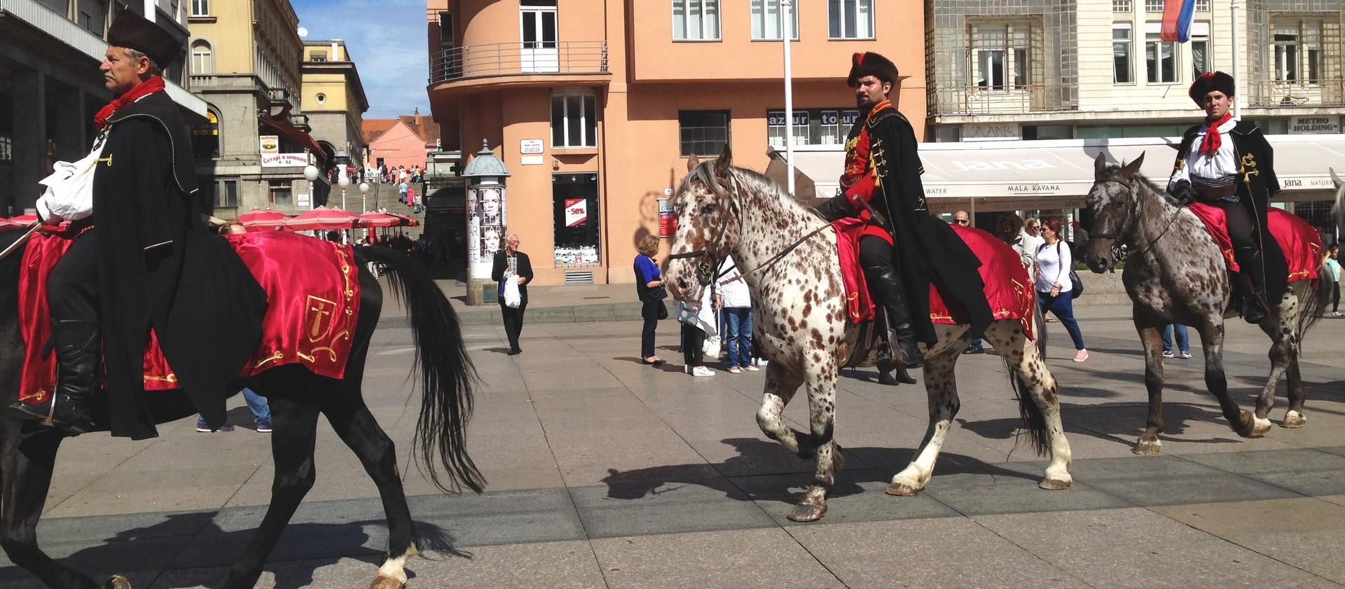 DOBAR DAN CROATIA! – PART 1 – ZAGREB and Northern Dalmatia