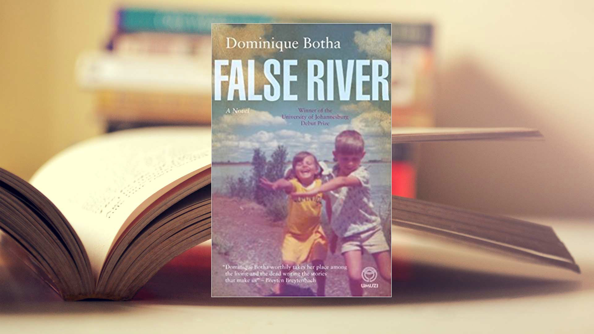 False River by Dominique Botha