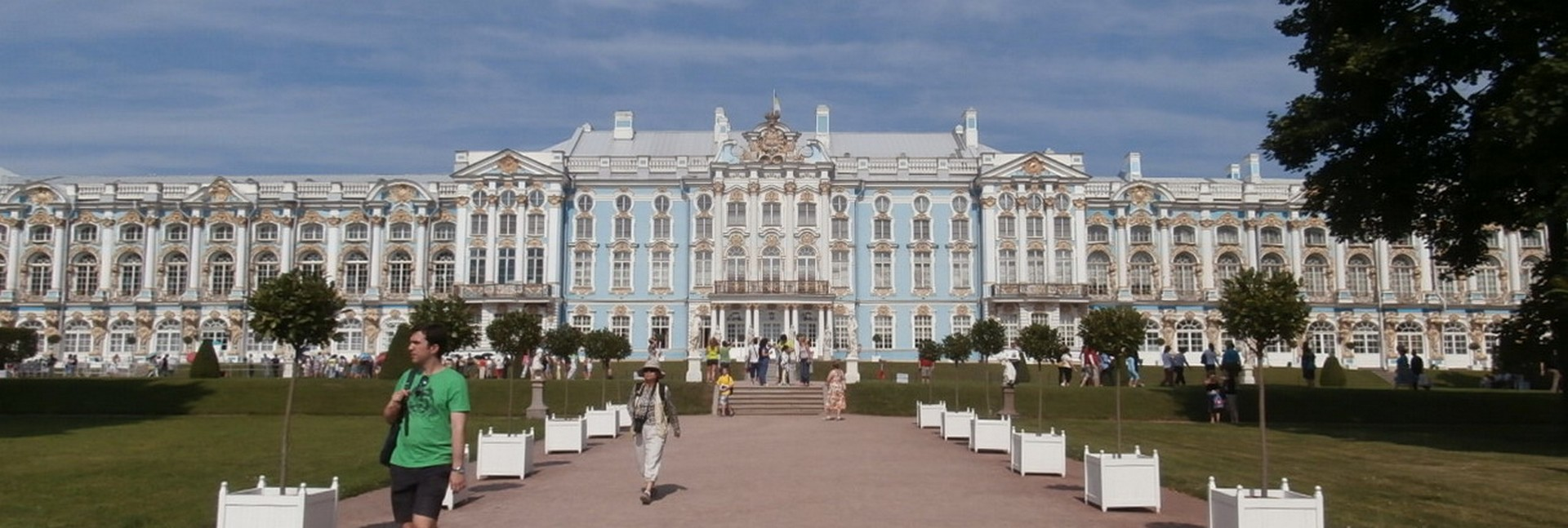 RUSSIA – A TALE OF TWO CITIES – PART 1: St. Petersburg
