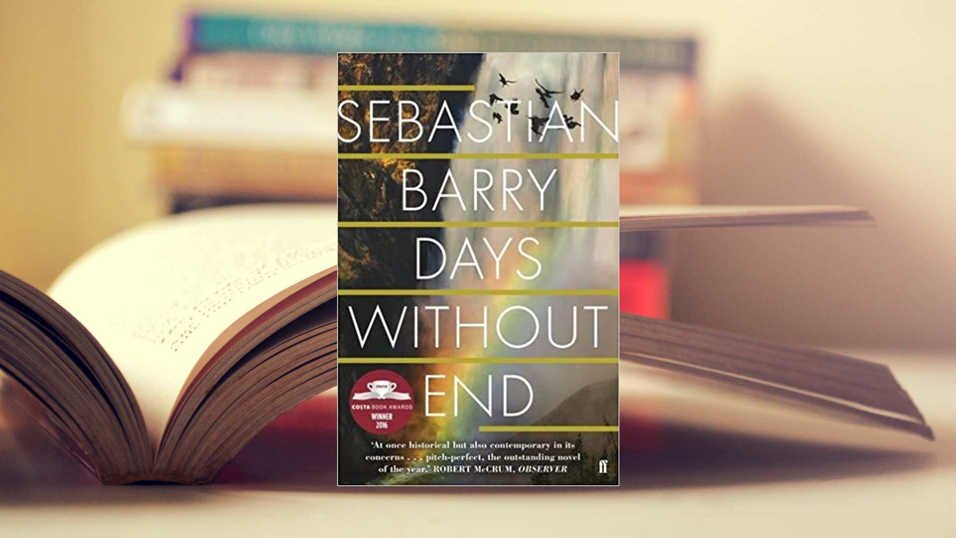 Days Without End by Sebastian Barry (2016)