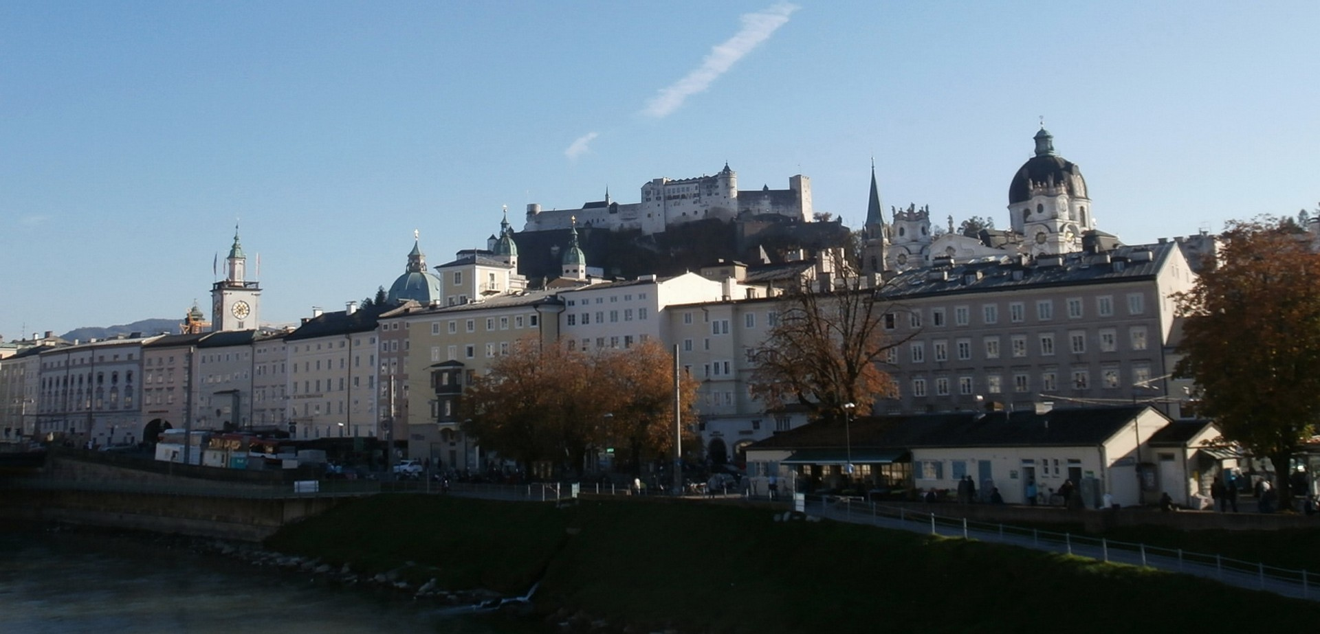SALZBURG – Mozart, Music and Marzipan